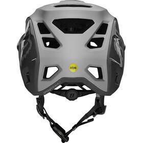 Fox Speedframe Pro Helm Herren pewter